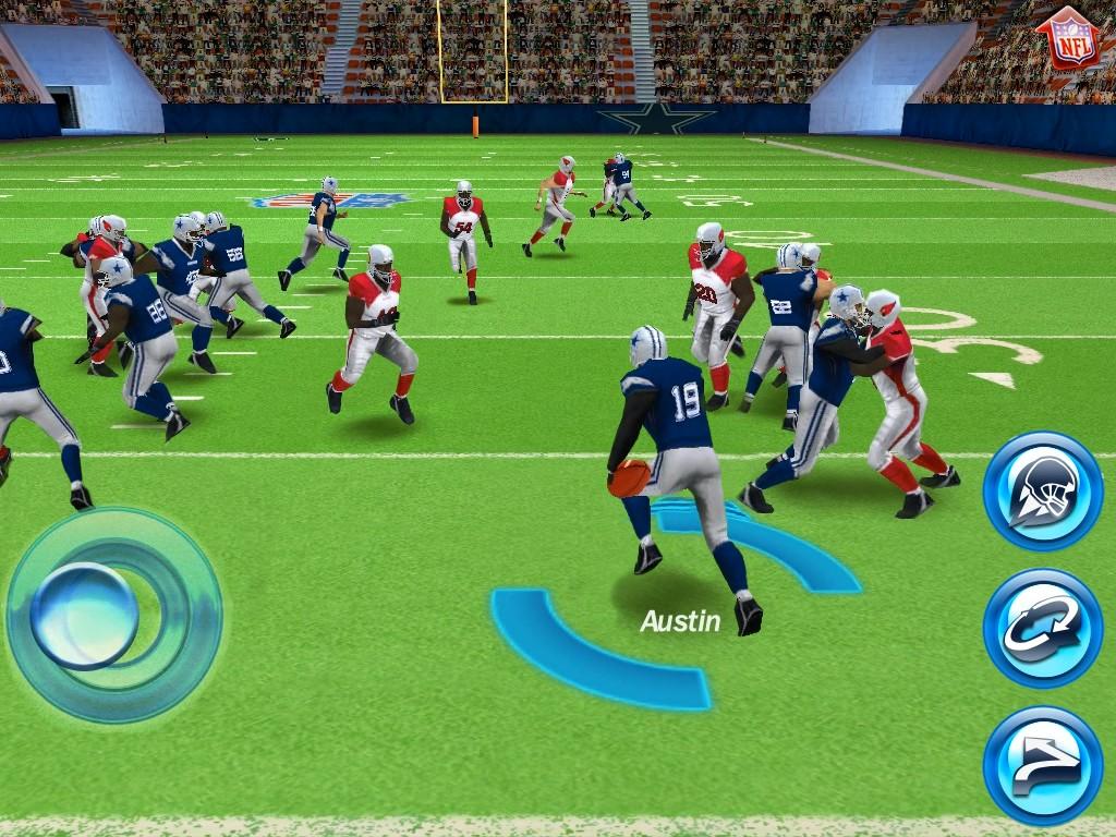 NFL 10 - Tutti in campo con iPad