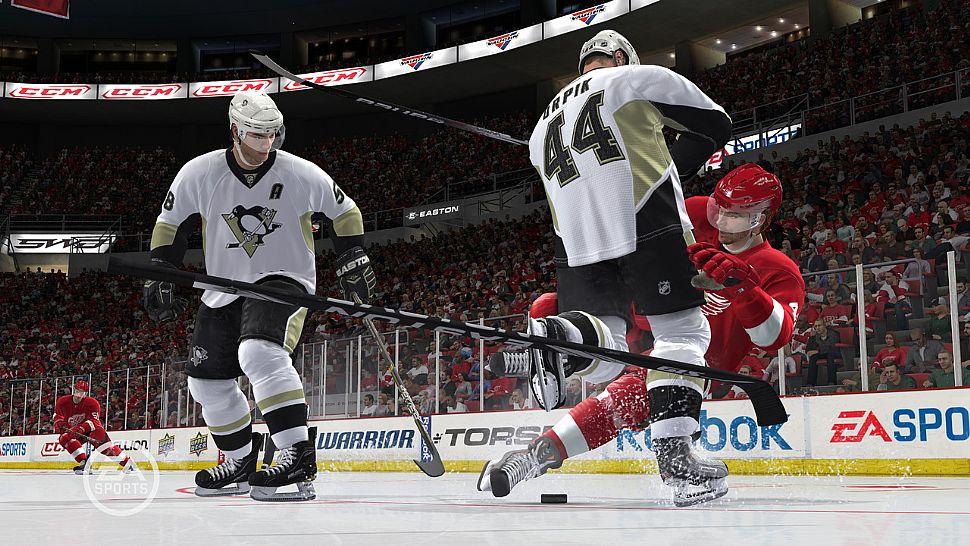 NHL 11 - Sul ghiaccio
