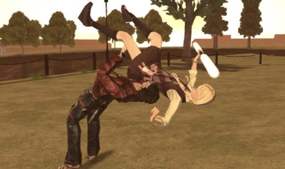 No More Heroes 2: Desperate Struggle - Launch Screenshots
