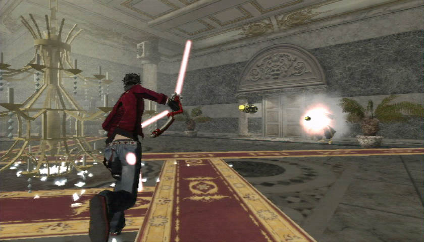 No More Heroes 2: Desperate Struggle - Screens