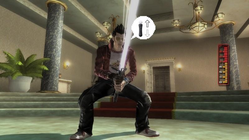 No More Heroes: Heroes Paradise - PS3 Screenshots