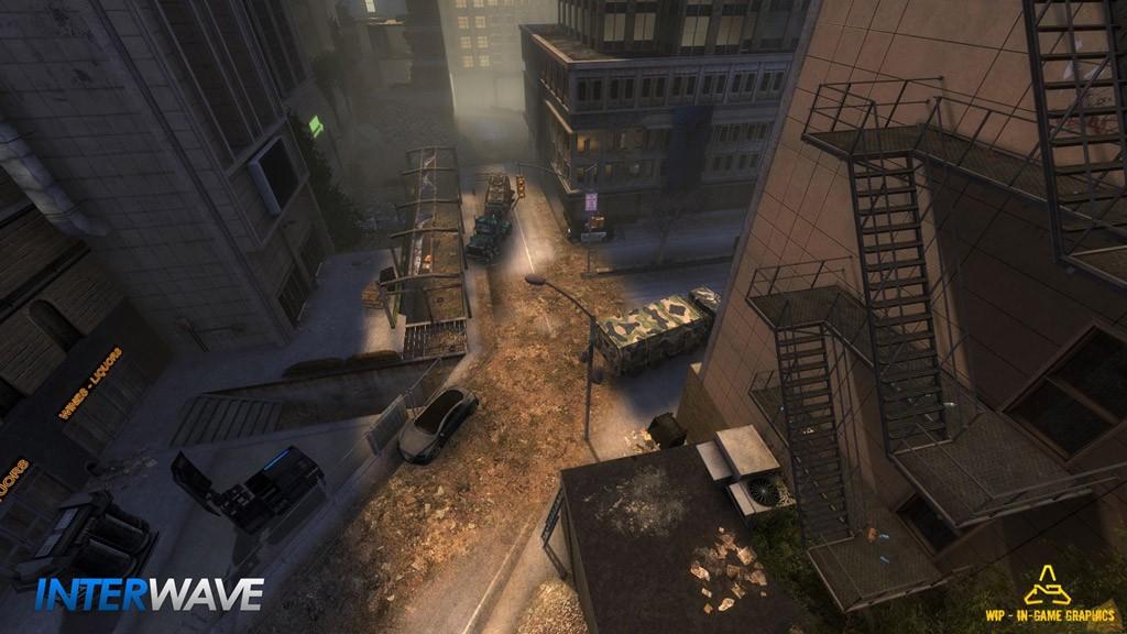Nuclear Dawn: Modern Combat Rising - Screens