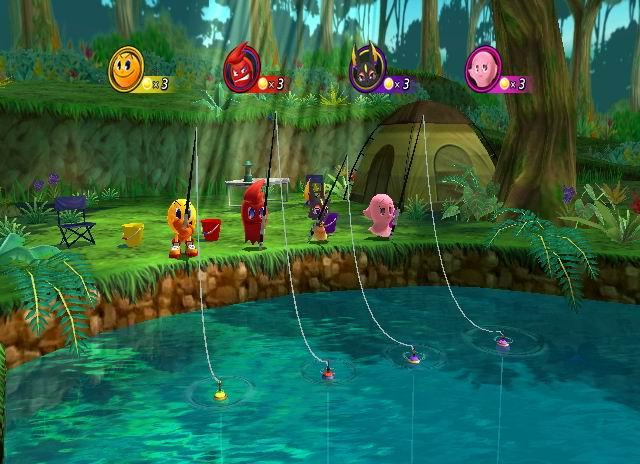 Pac-Man Party - Altre immagini