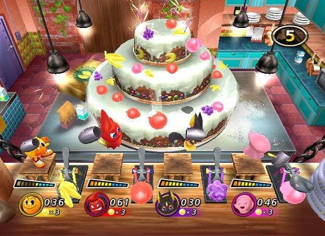 Pac-Man Party - Primi Screenshots
