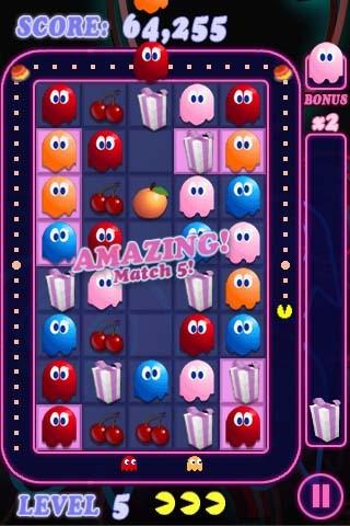 Pac-Match Party - Immagini del gioco