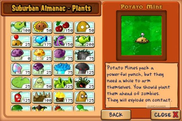 Plants vs. Zombies - Screenshots