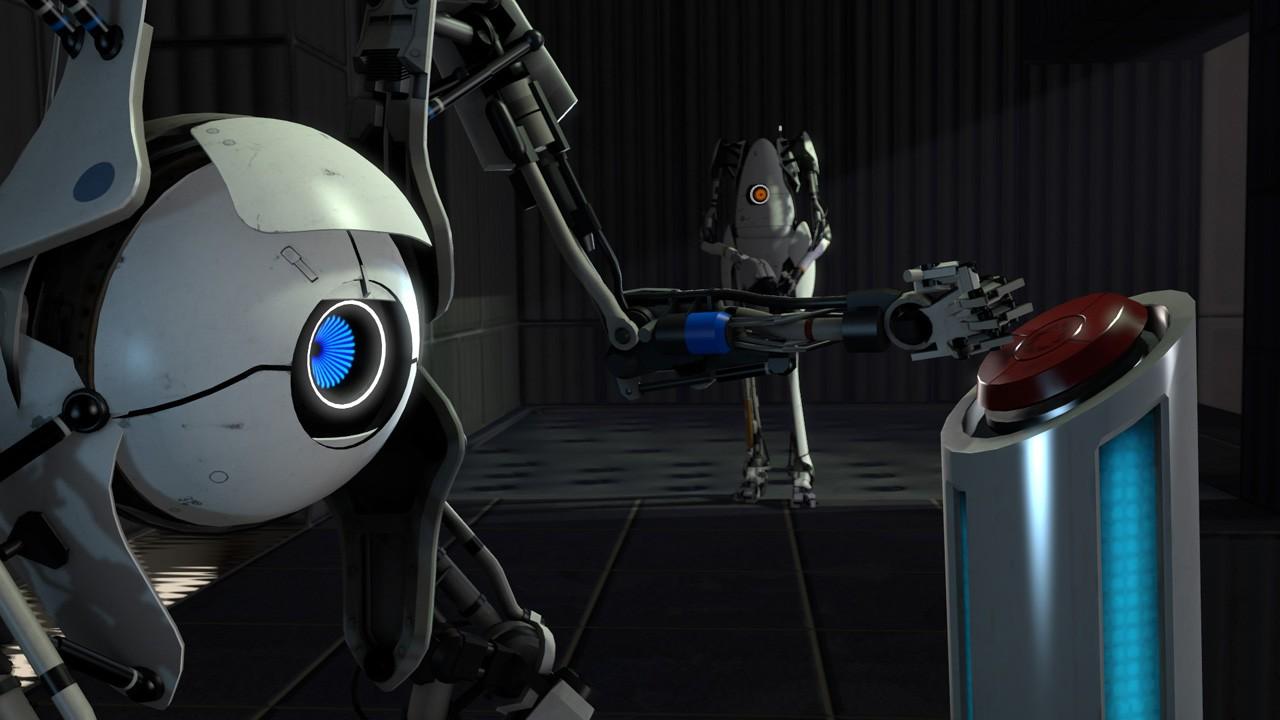 Portal 2 - Co Op Screenshots