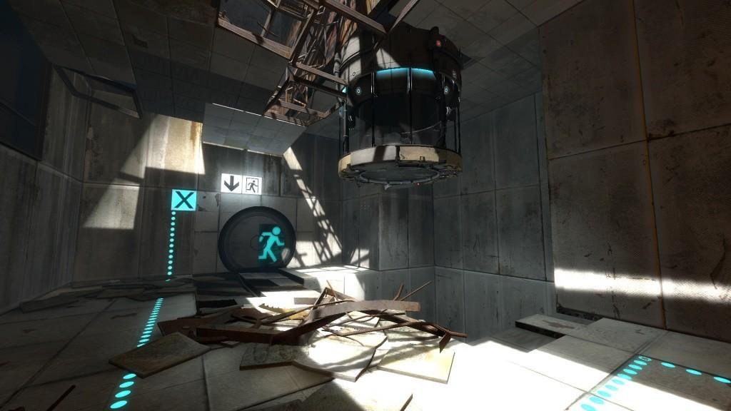 Portal 2 - Screenshots