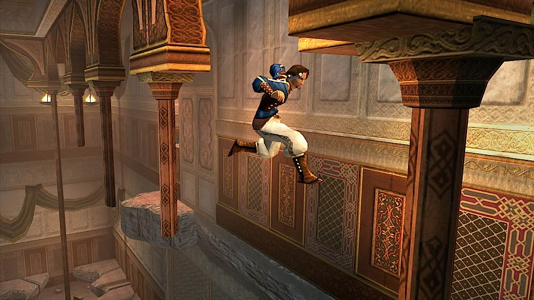 Prince of Persia HD Collection - Screenshots