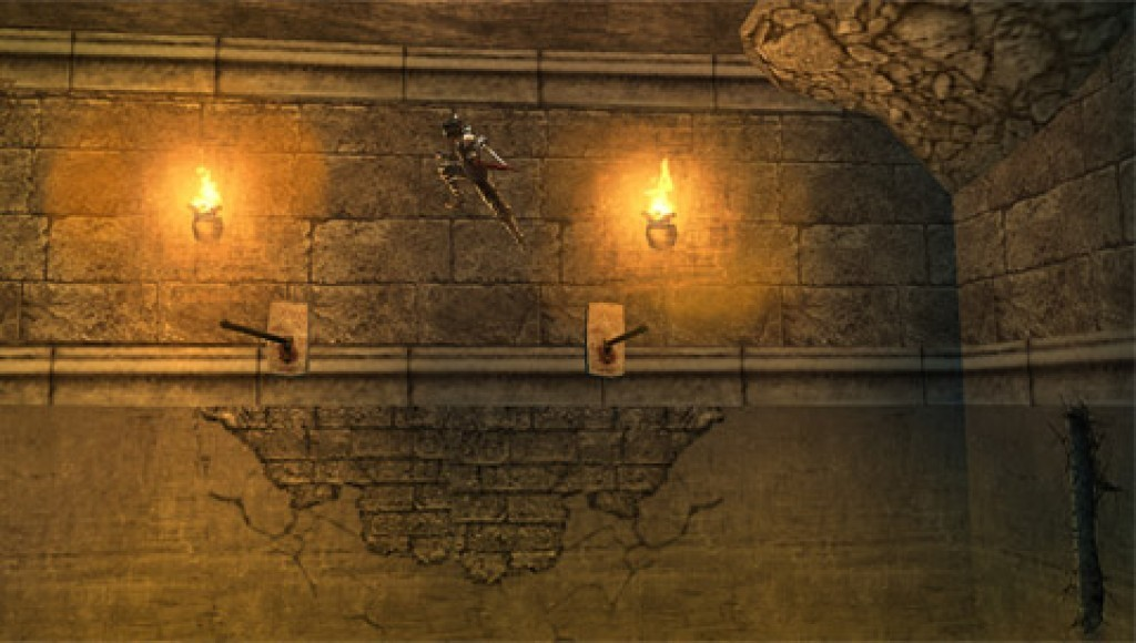 Prince of Persia: le Sabbie Dimenticate - PSP