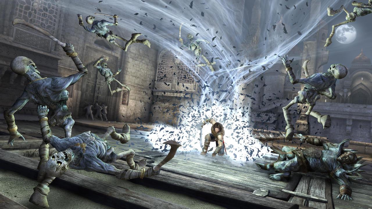 Prince of Persia: le Sabbie Dimenticate - Screens