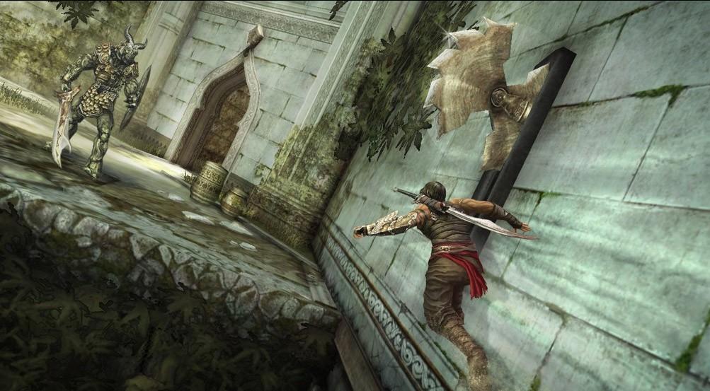 Prince of Persia: le Sabbie Dimenticate - Screenshots