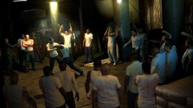 Prison Break - Un ring con le sbarre