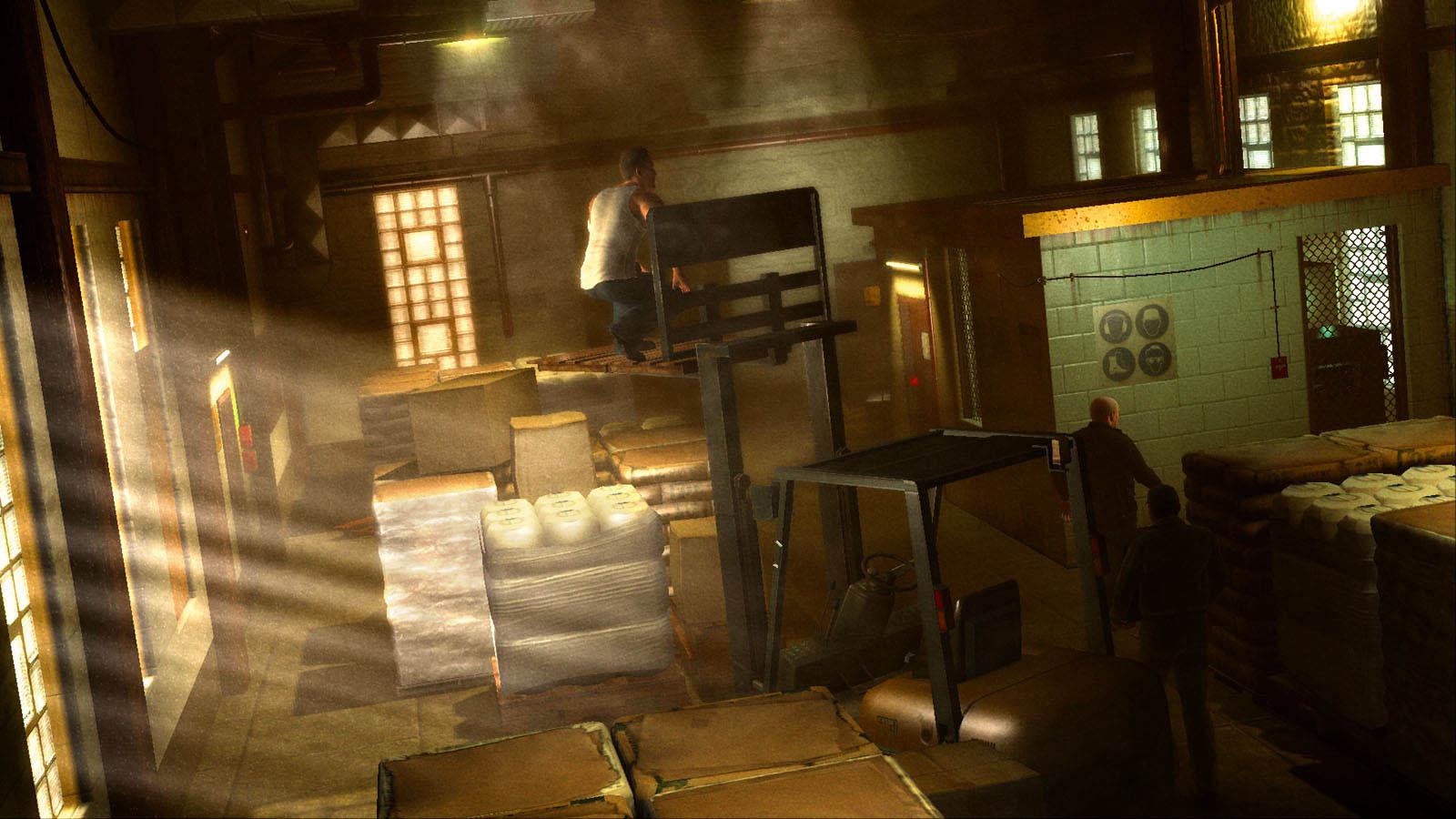 Prison Break: The Conspiracy - La prigione