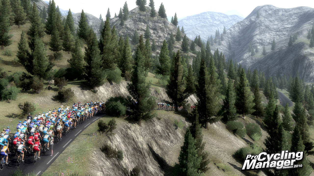 Pro Cycling Manager - Tour de France 2010 - In bici
