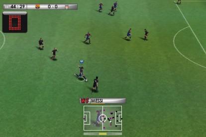 Pro Evolution Soccer 2010 - iPhone - Immagini