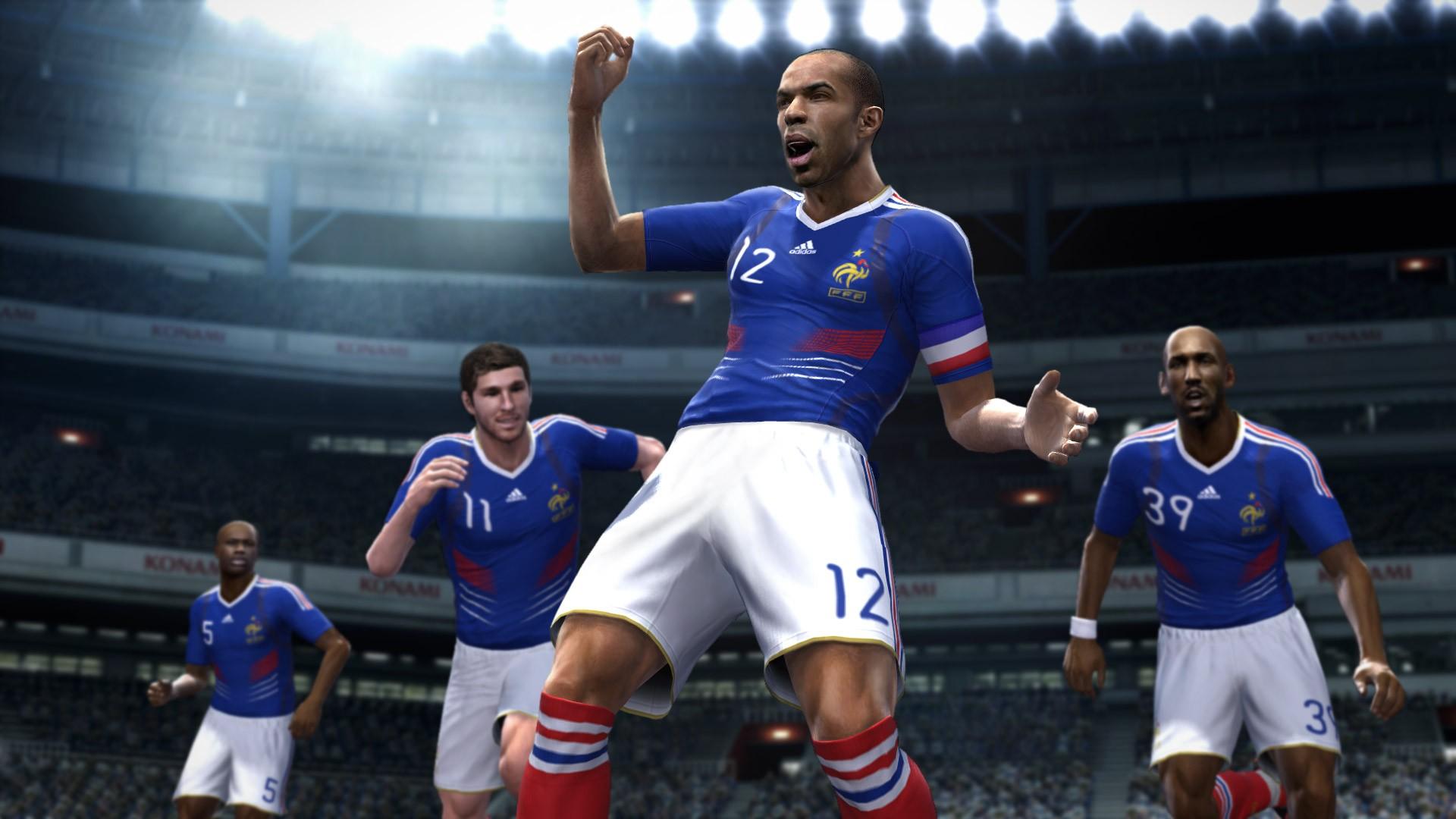 Pro Evolution Soccer 2011 - Altre immagini
