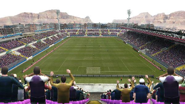 Pro Evolution Soccer 2011 - Gli stadi e la magia