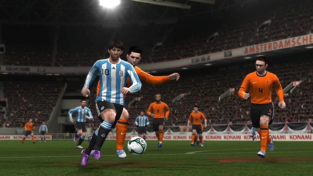 Pro Evolution Soccer 2011 - Immagini Wii