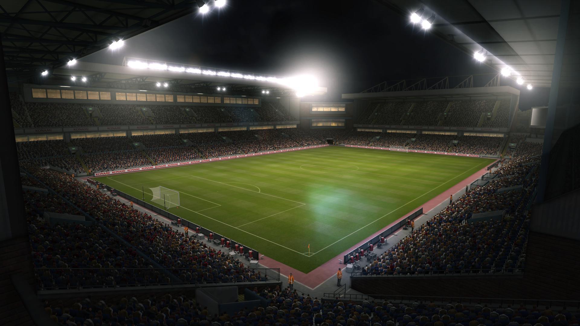 Pro Evolution Soccer 2011 - Screenshots