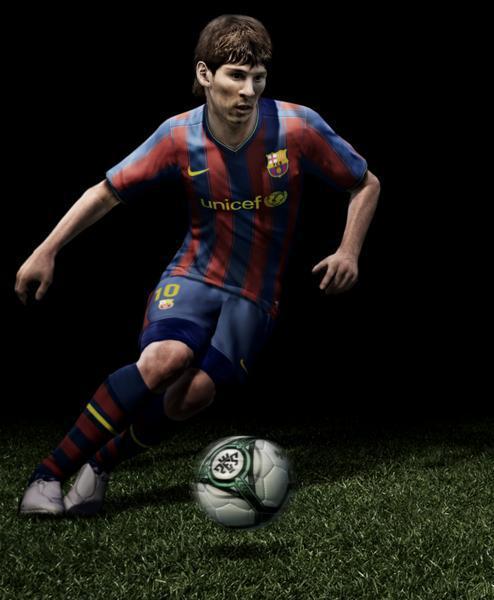 Pro Evolution Soccer 2011 - Spettacolare Messi