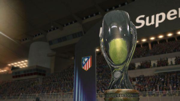 Pro Evolution Soccer 2011 - Supercoppa Europea