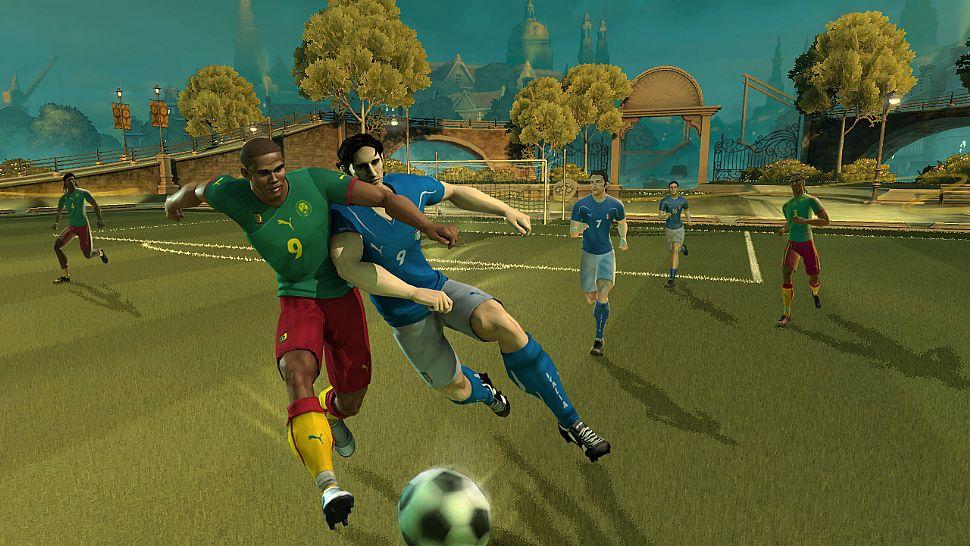 Pure Futbol - Finalmente si gioca!