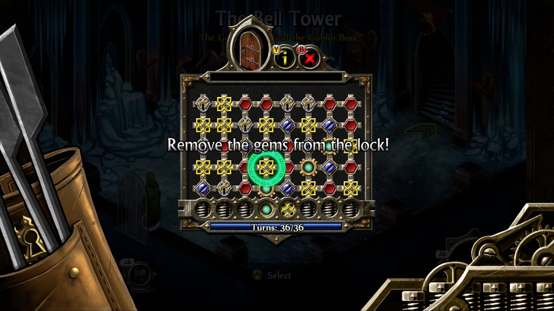 Puzzle Quest 2 - Immagini multiformato