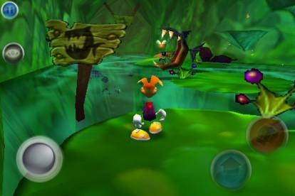 Rayman - Screenshots