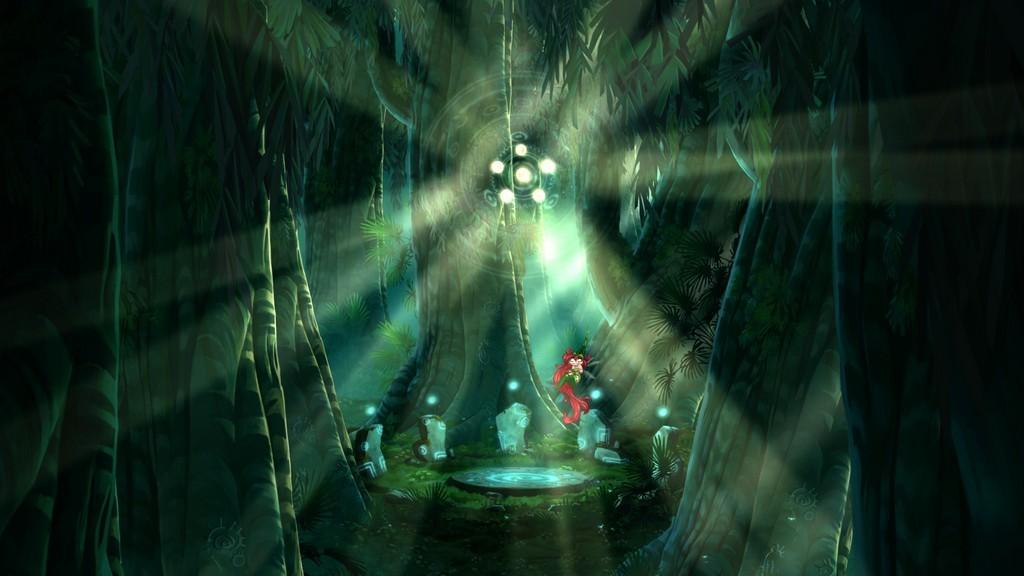 Rayman: Origins - Immagini dal gameplay