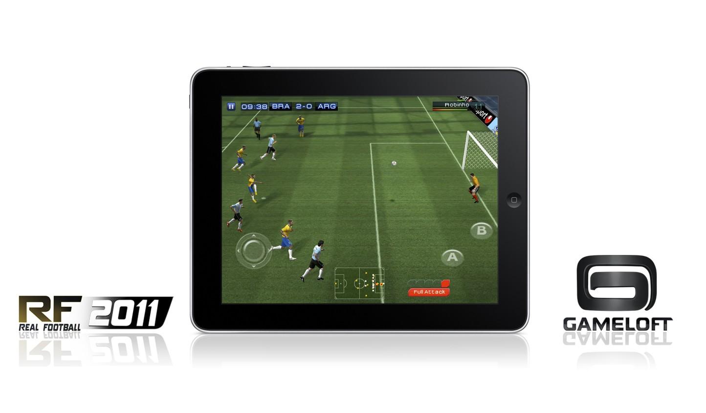 Real Football 2011 - Prime immagini