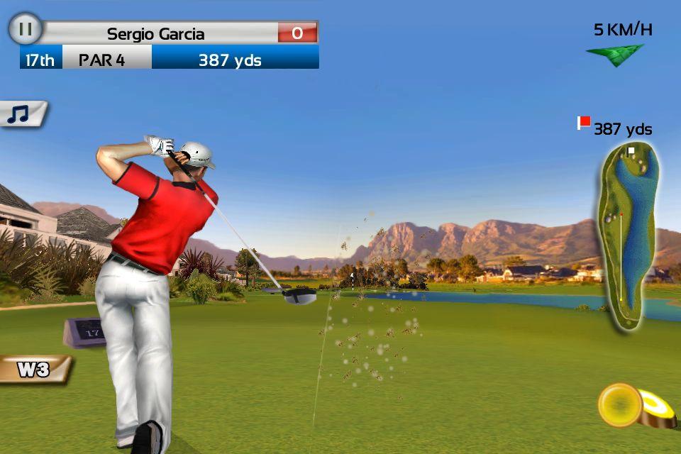 Real Golf 2011 - Screenshots
