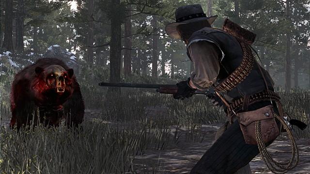 Red Dead Redemption - Altre immagini dal DLC
