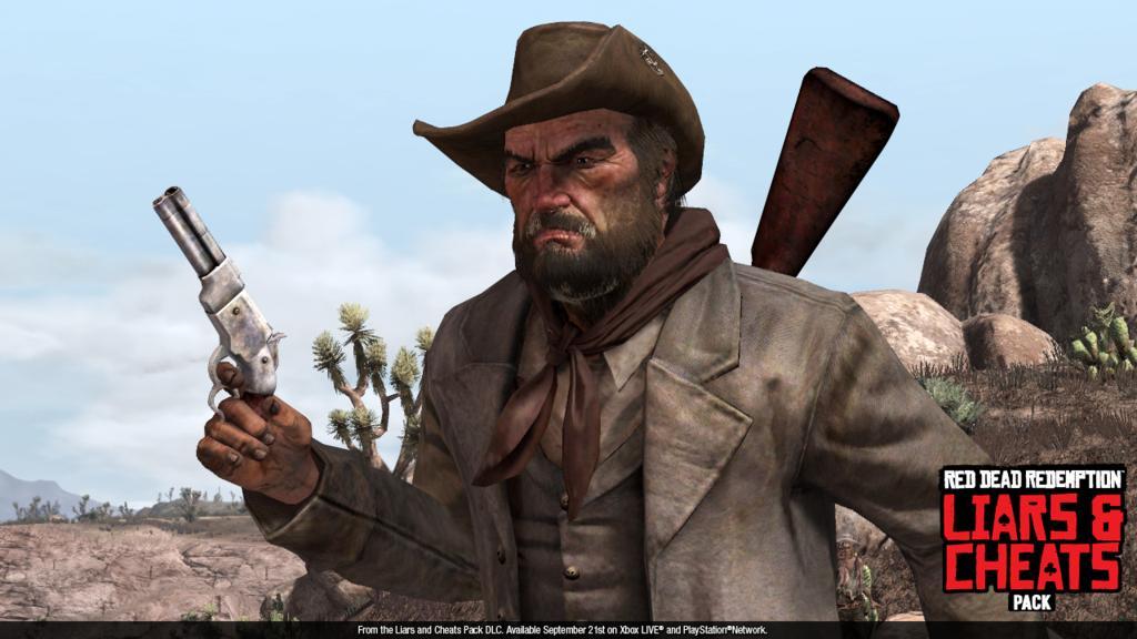 Red Dead Redemption - Bari e Bugiardi