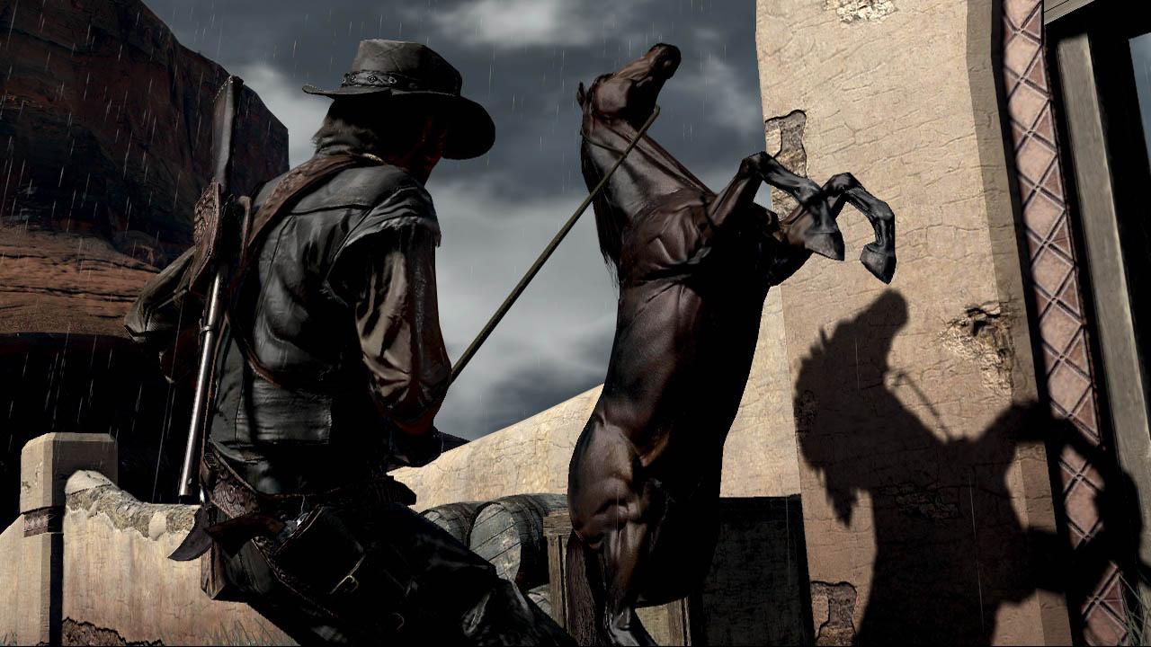 Red Dead Redemption - Cavalli imbizzarriti
