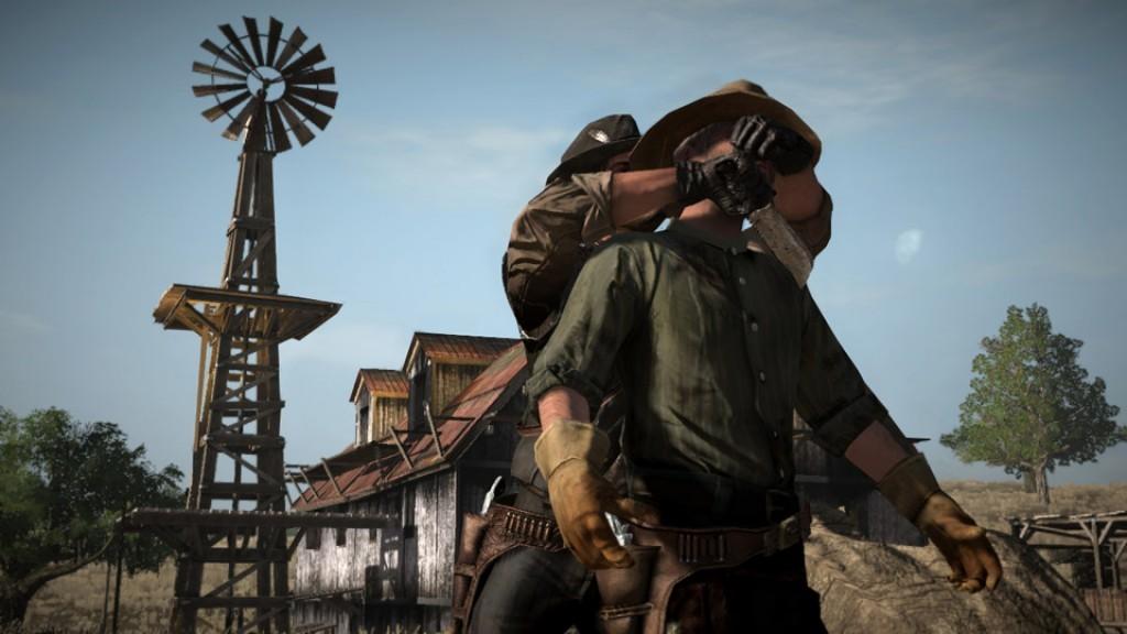 Red Dead Redemption - Fuga dal West