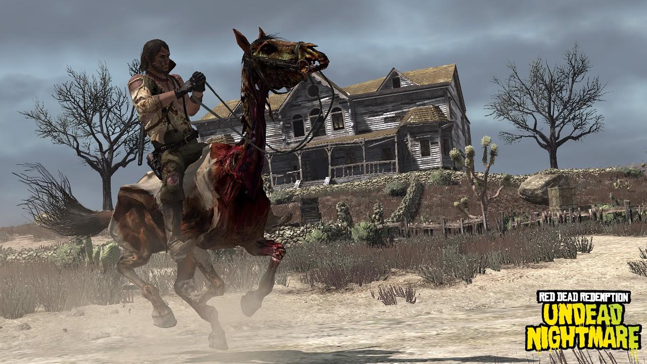 Red Dead Redemption - Gli zombie di Undead Nightmare