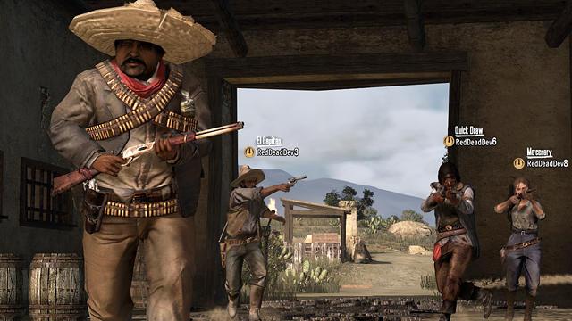 Red Dead Redemption - Immagini del DLC