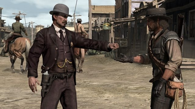 Red Dead Redemption - Le strade del Far West