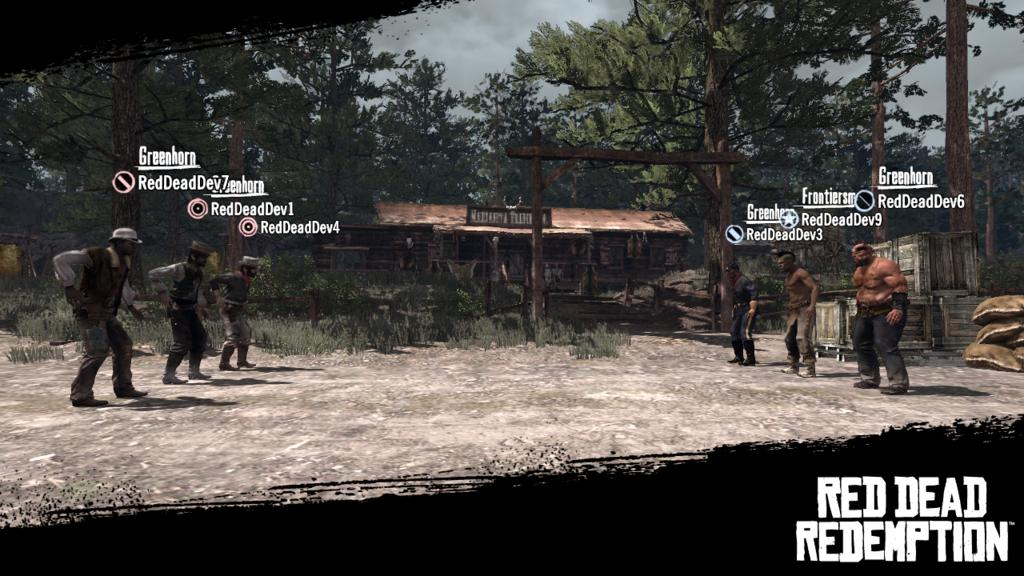 Red Dead Redemption - Legends And Killers Screenshots