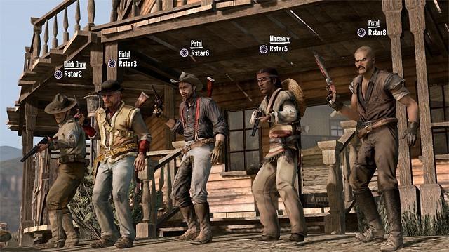 Red Dead Redemption - Multiplayer