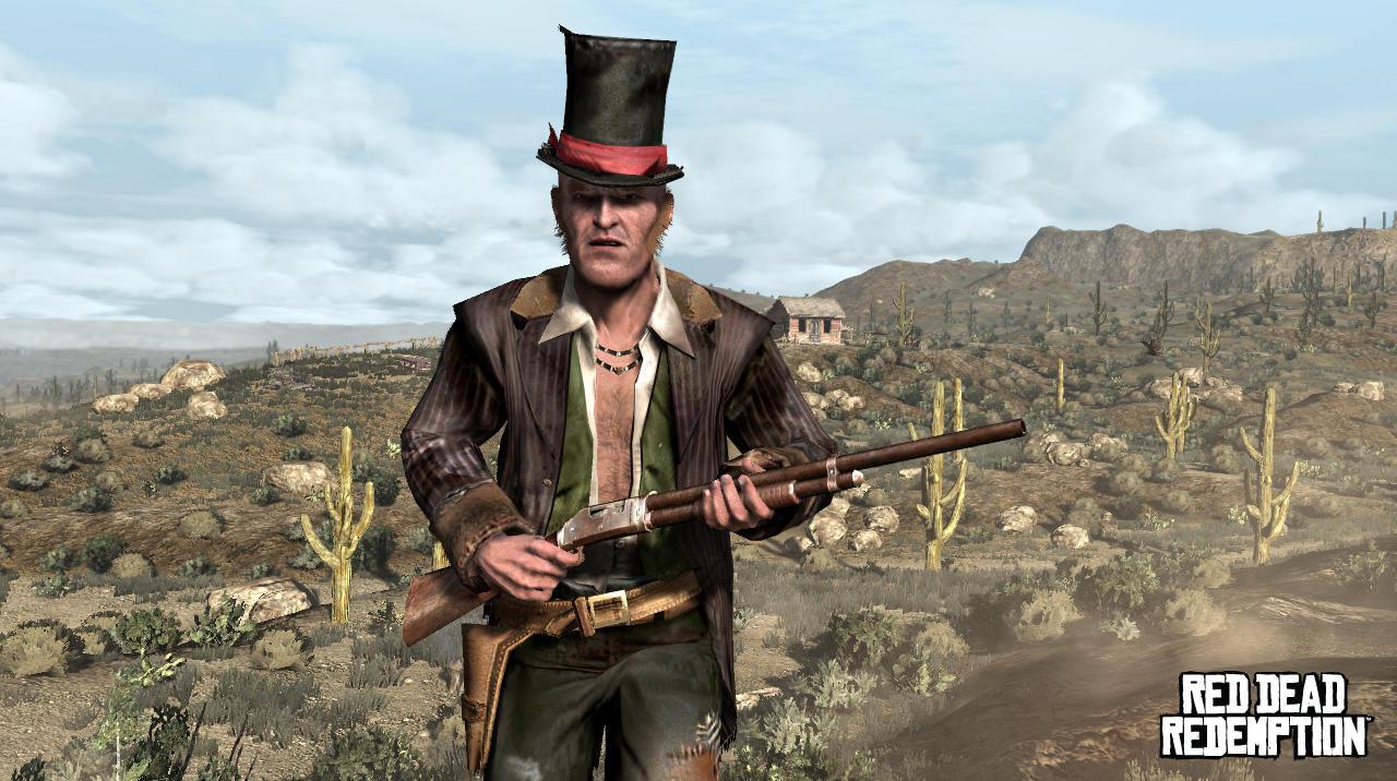 Red Dead Redemption - Sguardi