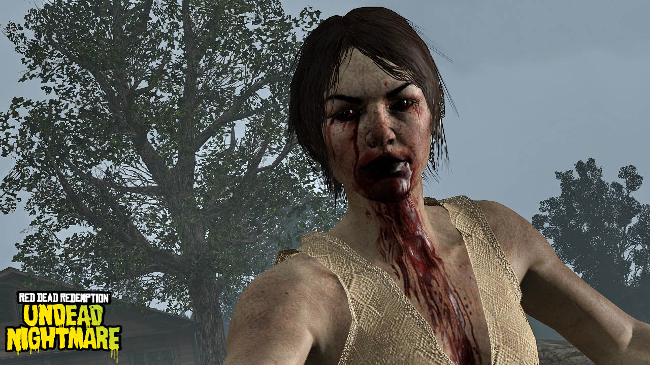 Red Dead Redemption - Undead Nightmare: altre immagini