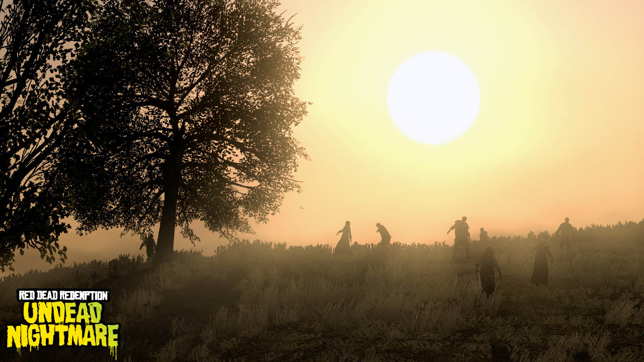 Red Dead Redemption - Undead Nightmare Screens