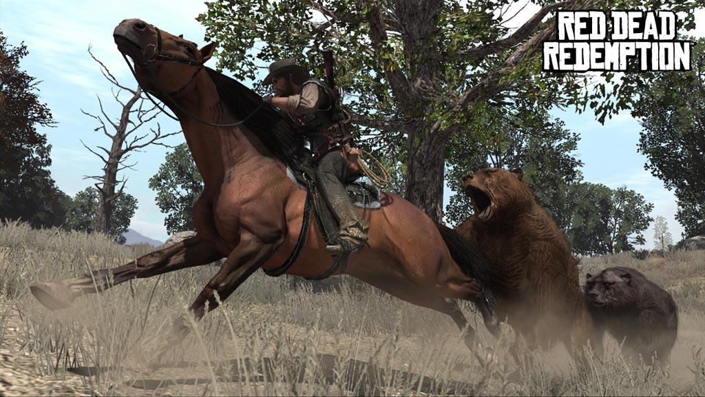Red Dead Redemption - Wild Life