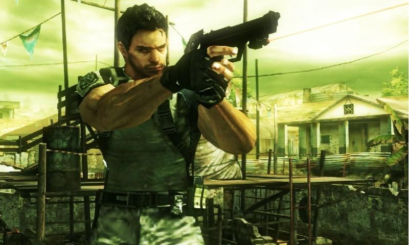 Resident Evil: The Mercenaries 3D - Portable Horror