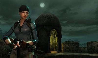 Resident Evil: The Mercenaries 3D - Screenshots