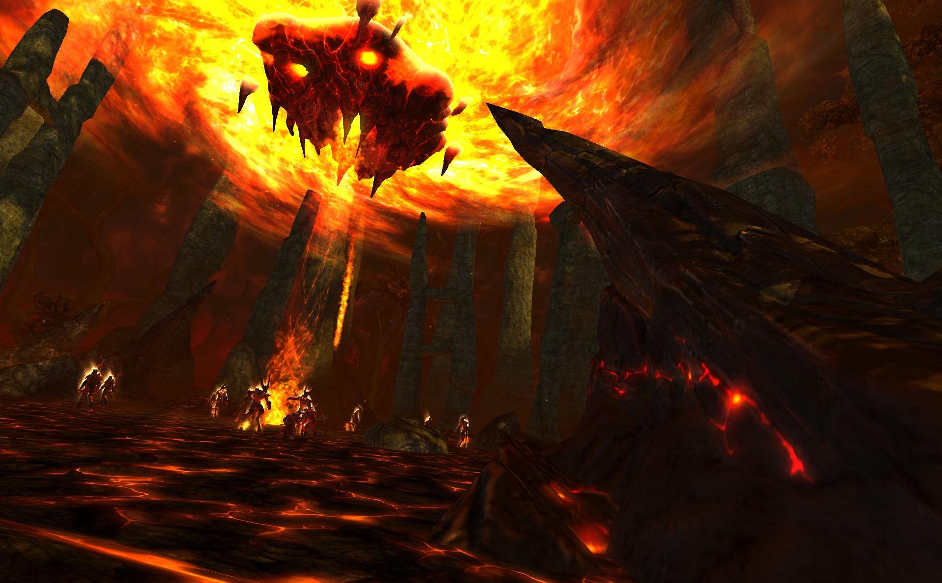 Rift: Planes of Telara - The Plane of Fire