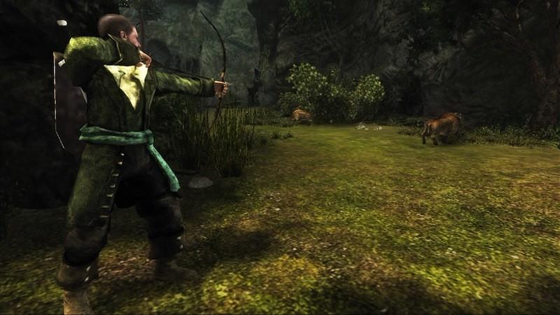 Risen - Screen Xbox