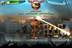 Robot Rampage - Il Robot distruttore